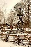 """Winter Windmill"" - copyright Christina Kling-Garrett"