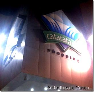 Cataratas JL Shopping Fachada