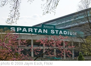 'SpartanStadium1' photo (c) 2009, Jaym Esch - license: http://creativecommons.org/licenses/by/2.0/