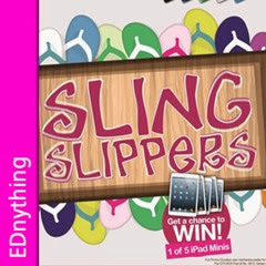 EDnything_Thumb_Sling Slippers iPad Giveaway