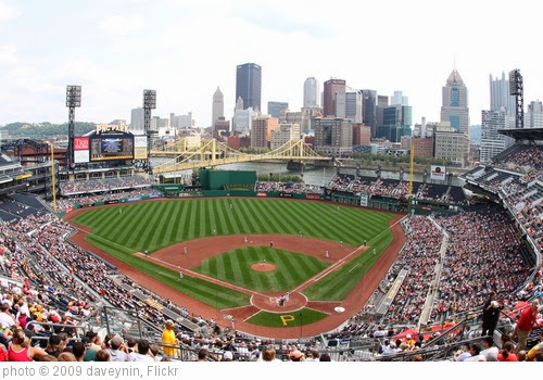 'PNC Park, Home of Pittsburgh Pirates' photo (c) 2009, daveynin - license: https://creativecommons.org/licenses/by/2.0/