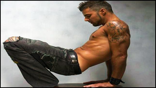 Ricky Martin - Te extraño te olvido te amo