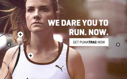 Pumatrac run workout ios app