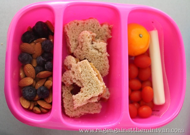 Easy bento lunch ideas