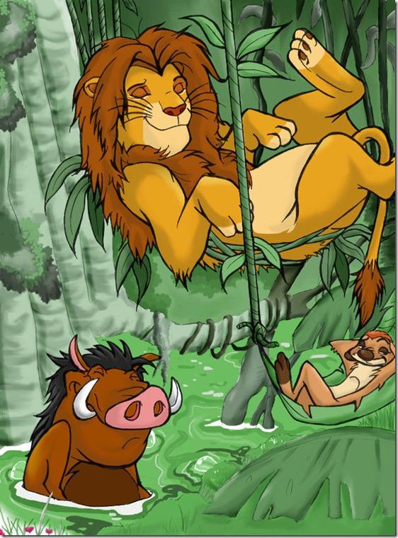 El Rey León,The Lion King,Simba (63)