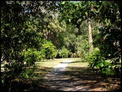 Gainesville to Hawthorn Bike Trail 012