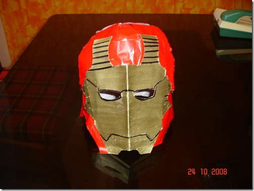 My-cheap-easy-to-make-cardboard-Iron-Man-Classic
