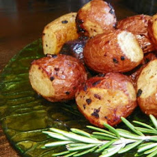 Bea's Roasted Red Potatoes