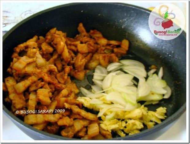sitaw cooking© BUSOG! SARAP! 2009