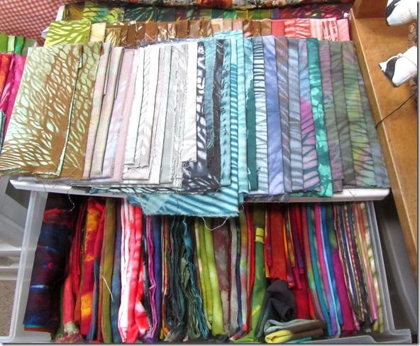 dyed fabrics drawerandtop