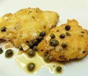 Chicken Lemon Capers