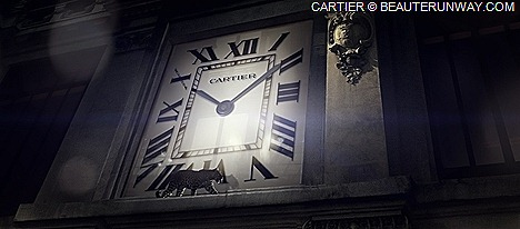 L'Odyssée de Cartier tank  Santos-Dumont's Watch designs precious jewellery Trinity rings, Cartier Panther luxurious jewellery