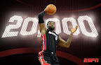lebron james nba 130116 mia at gsw 33 King James Becomes Youngest to 20k Points in LeBron X PE