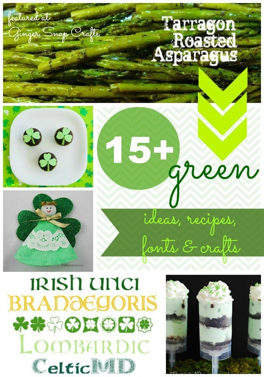 15  green ideas #StPatricksDay_thumb[1]