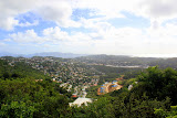 Looking Out Over The East Side of St. Thomas From Beacon Point - St. Thomas, USVI