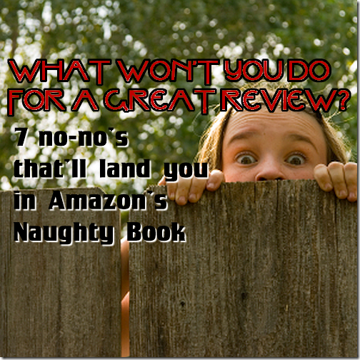 Get naughty review
