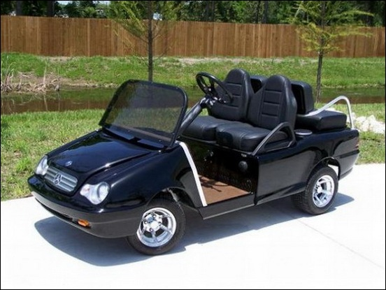 most luxurious golf carts to in style 00