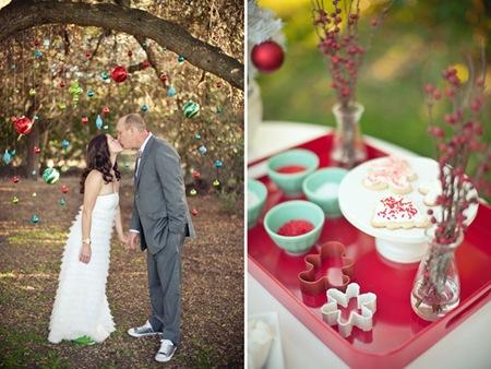 Semplicemente Perfetto Christmas Wedding Shoot 06