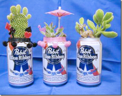 2012.05.29-Beer-Can-Flower-Pots