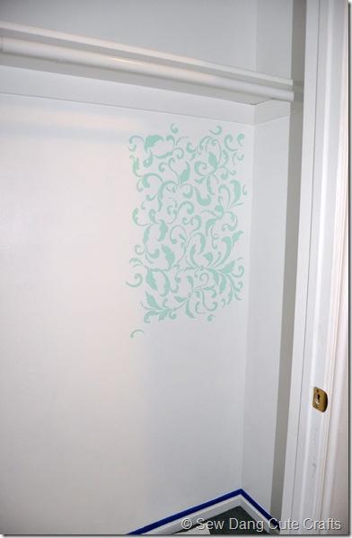 Starting-stencil