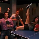 SPiN Toronto ping pong in Toronto, Ontario, Canada