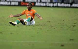 La qualification de la Côte d'Ivoire s'envole à la dernière seconde