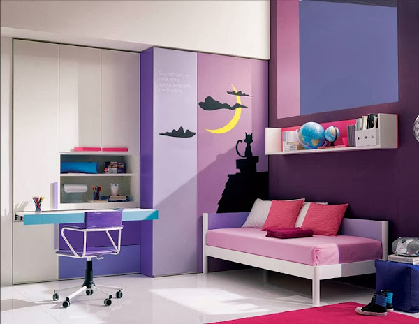 Teenage Girl Bedroom Designs 12 Teenage Bedroom Ideas
