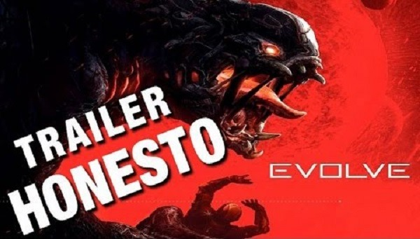 Trailer Honesto de Evolve