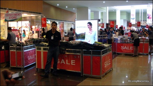 A Big Smile for the Big Sale at SM Southmall
