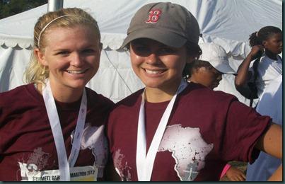 10K run April 22, 2012 6