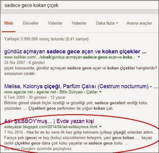 google sıra
