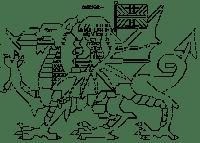 Louise & Dragon (The Familiar of Zero)