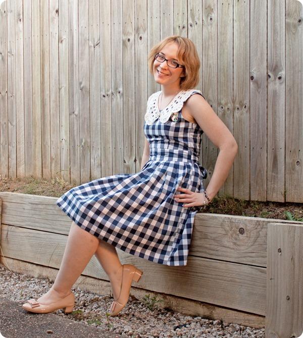 Dangerfield vintage style dress