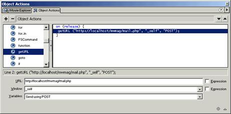 Cara Membuat Formulir Feedback yang Cantik Dengan Kombinasi Flash dan PHP