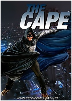 4fa0164b9b33f The Cape 1ª Temporada Legendado RMVB HDTV