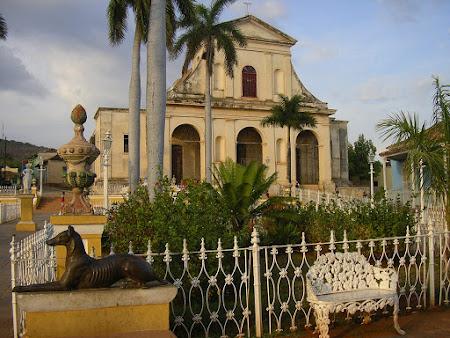 Cuba: Cathedral in Trinidad