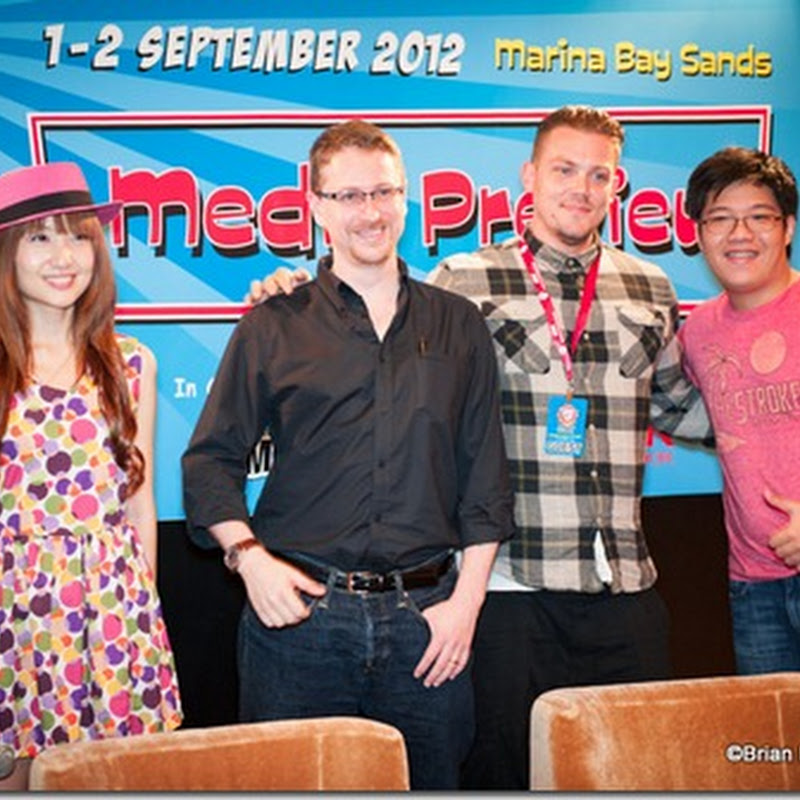 STGCC- Media Preview 2012 (Photo Gallery)