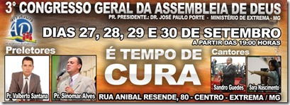 3 ° Congresso Geral