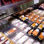 more sushi on sale in Tokyo, Tokyo, Japan