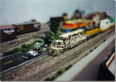 33 My Layout in Summer 2002