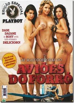 Revista Playboy Aviões do Forró Setembro 2011