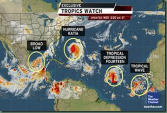Hurricane Trackers and Hurricane Information   weather.com