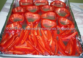 Roasting Vegetable  - peppers