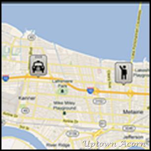 nawlins cab app