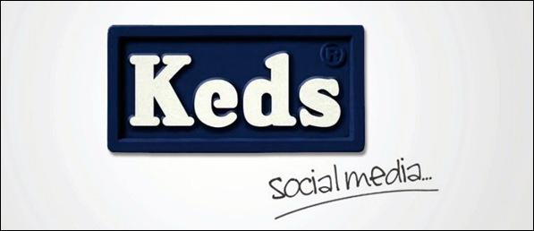 Baskets aux couleurs des médias sociaux .bmp
