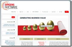 חברת היי-טק Efficens-Software