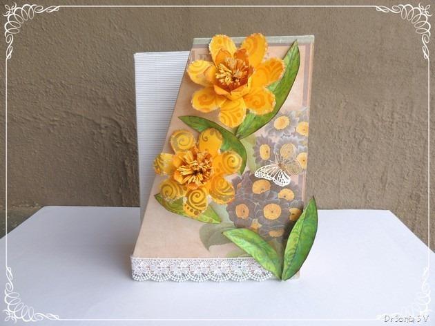 Paper Daffodils 3