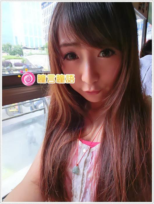 日本ROYAL VISION隱形眼鏡-Summer Doll咖CIMG1095