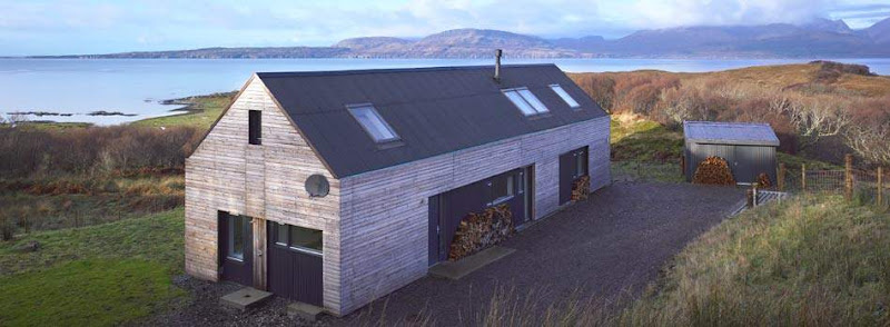 vernacular architecture hebridean black house essay