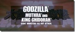Godzilla GMK HD Title